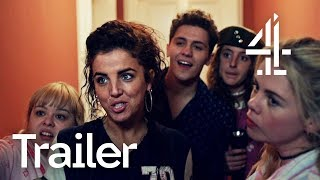 TRAILER Derry Girls Series 2 Watch on All 4