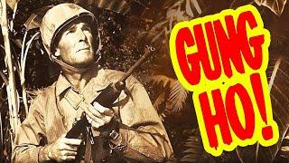 Gung Ho The Story of Carlsons Makin Island Raiders 1943 Drama History War Full Movie