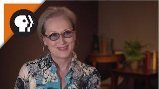 Meryl Streep on Working with Mike Nichols  Mike Nichols American Masters  PBS