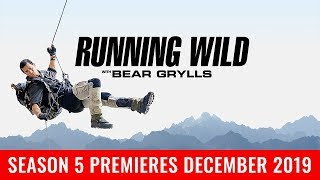 Running Wild With Bear Grylls Season 5 will premiere in December 2019 on National Geographic