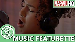 Side By Side by Sofia Wylie  Marvel Rising  MUSIC FEATURETTE