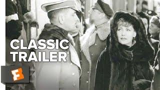 Anna Karenina 1935 Official Trailer  Greta Garbo Fredric March Movie HD