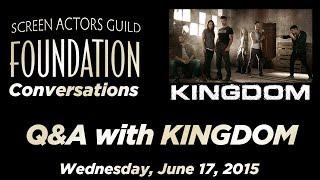 Conversations with KINGDOM