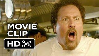 Chef Movie CLIP Tasting Menu 2014 Jon Favreau Dustin Hoffman Movie HD
