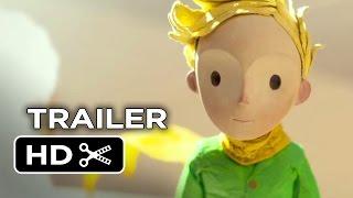 The Little Prince Official Trailer 1 2015  Marion Cotillard Jeff Bridges Animated Movie HD