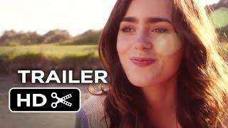 Love Rosie Official Trailer 1 2014 Lilly Collins Sam Claflin Movie HD