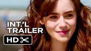 Love Rosie Official UK Trailer 1 2014 Lilly Collins Sam Claflin Movie HD