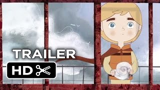 Song of the Sea Official US Release Trailer  Oscar Nominated Animated Movie HD