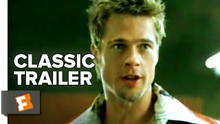 Fight Club 1999 Trailer 1  Movieclips Classic Trailers