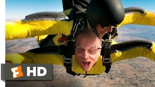 The Bucket List 14 Movie CLIP Skydiving 2007 HD