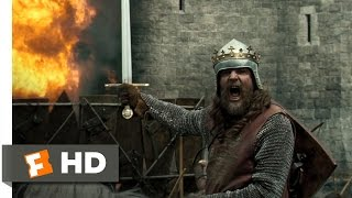 Robin Hood 110 Movie CLIP Storming the Castle 2010 HD