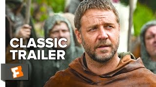 Robin Hood 2010 Official Theatrical Trailer Russell Crowe Movie HD