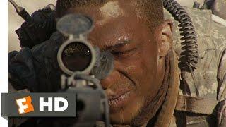 The Hurt Locker 79 Movie CLIP Insurgent Sniper 2008 HD