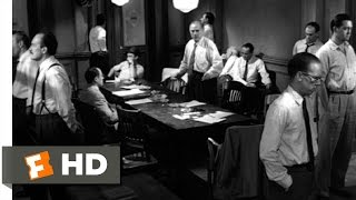 12 Angry Men 810 Movie CLIP  These People 1957 HD