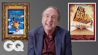 Monty Pythons Eric Idle Breaks Down His Most Iconic Characters GQ
