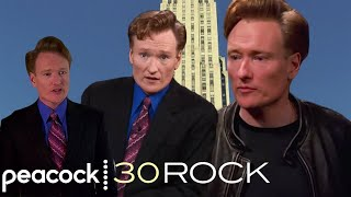 Every Appearance Of Conan Best Of Conan OBrien  30 Rock