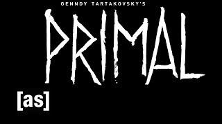 Genndy Tartakovskys Primal Trailer  Coming This Fall  adult swim
