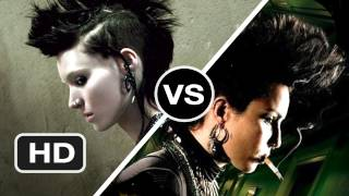 Noomi Rapace vs Rooney Mara Who Is Better as Lisbeth The GIrl With the Dragon Tattoo HD Movie