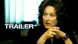 August Osage County Official Trailer 1 2013  Meryl Streep Movie