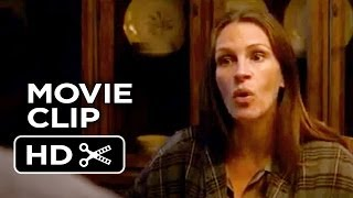August Osage County Movie CLIP  Eat Your Fish 2013  Julia Roberts Movie HD