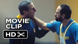 Foxcatcher Movie CLIP Psychological Issues 2014 Steve Carell Mark Ruffalo Drama HD