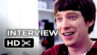 Calvary Interview Domhnall Gleeson 2014 Brendan Gleeson Chris ODowd Comedy HD