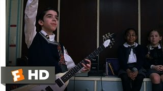 The School of Rock 610 Movie CLIP  Creating Musical Fusion 2003 HD