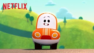 Go Go Cory Carson NEW Preschool Series Trailer Netflix Jr