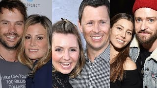 7th Heaven  and their real life partners