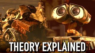 Why Is WALLE The Last Robot On Earth WALLE Explained