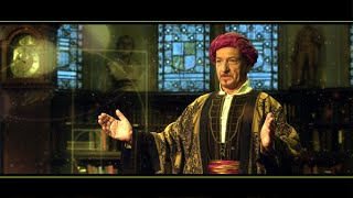 FILM 1001 Inventions and the Library of Secrets  starring Sir Ben Kingsley English Version
