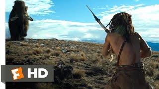 10000 BC 210 Movie CLIP  Killing the Mammoth 2008 HD