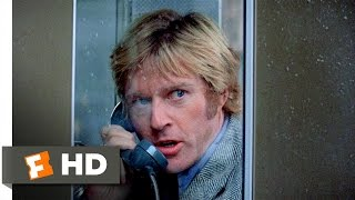 Three Days of the Condor 110 Movie CLIP Turner Calls For Help 1975 HD