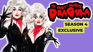 Dragula 2020 The Boulet Brothers tell all about Dragula Season 4 All Stars their iconic look