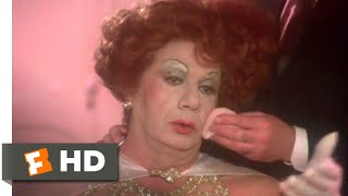 La Cage aux Folles 1979  Escaping in Drag Scene 1010  Movieclips