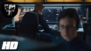 That Mans Playing Galaga Scene  The Avengers 2012 Movie Clip