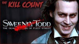 Sweeney Todd The Demon Barber of Fleet Street 2007 KILL COUNT