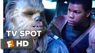 Star Wars The Force Awakens TV SPOT  The Wait is Over 2015  John Boyega Movie HD