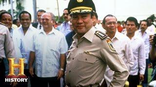 Americas War on Drugs The Capture of Manuel Noriega Sneak Peek  History