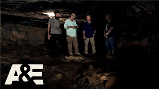 Cursed The Bell Witch Deep in Bell Witch Cave Season 1 Episode 4  AE
