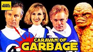 The Fantastic Four 1994 Caravan Of Garbage