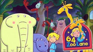 64 Zoo Lane Theme Song Intro  Episodes