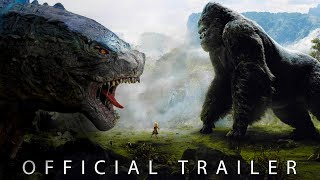Godzilla vs Kong  Trailer 1  2020 Warner Bros Pictures  Concept