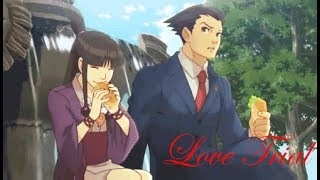 Ace Attorney AMV  Love Trial