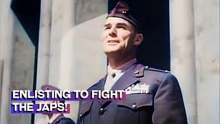 Gung Ho  Americans Enlist To Fight The Japs  Randolph Scott