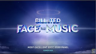 BILL  TED FACE THE MUSIC ComiCon at Home