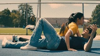 To All The Boys Ive Loved Before  Kiss Scene Lana Condor and Noah Centineo