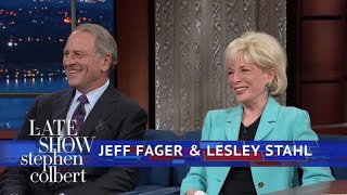 Jeff Fager And Lesley Stahl On 50 Years Of 60 Minutes