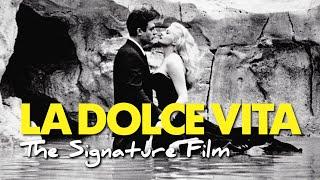 La Dolce Vita  Federico Fellinis Stylish Cinematic Landmark