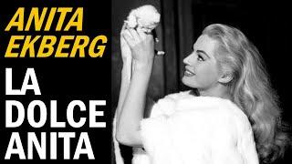 La Dolce Anita EkbergLa Dolce Vita 60th Anniversary